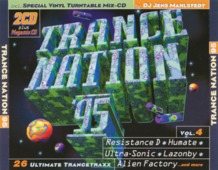 Trance Nation '95 - Vol. 4