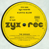 The Breaks (original Mix Version) (vocal) / Rappin' Blow (part 2)