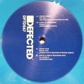 House Music All Life Long Ep 3 (blue Vinyl)
