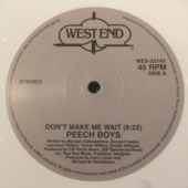 Don't Make Me Wait (white Vinyl)