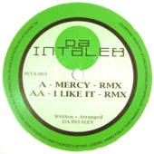 Mercy / I Like It (remixes)