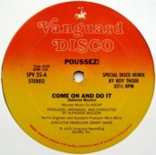 Come On And Do It (special Disco Remix)