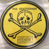 The Weathermen's Long Lost Live Instrumental Backing Tapes - Poison !