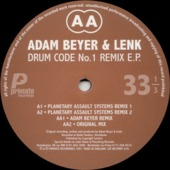 Drum Code No.1 Remix E.p.