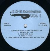 R & B Acappellas Vol 1