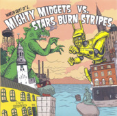 Watch Out! It's... Mighty Midgets Vs. Stars Burn Stripes