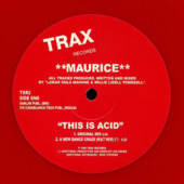 This Is Acid (red Vinyl)