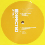 House Music All Life Long Ep 5 (yellow Vinyl)