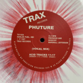 Acid Tracks (splatter Vinyl)