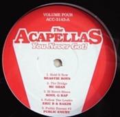 Acapellas You Never Got Vol.4
