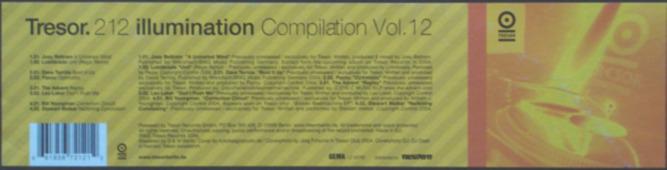 Tresor Compilation Vol. 12: Illumination