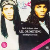 All Or Nothing - The U.s. Remix Album