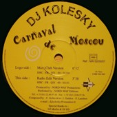 Carnaval De Moscou